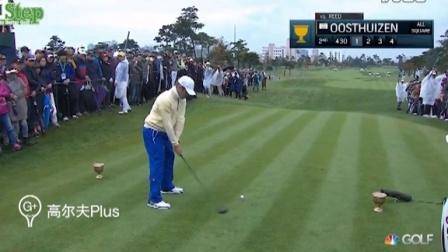 《高尔夫Plus》路易乌修仁一号木慢镜解析