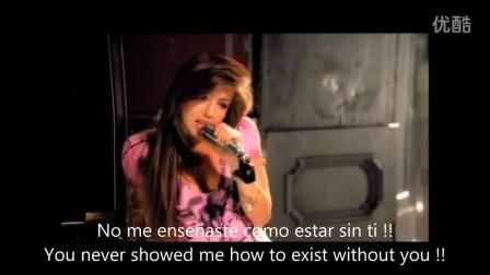 Thalía - No Me Enseñaste