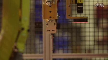 微扭螺钉机器人自动装配案例