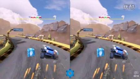 经典vr焰火战车重现安卓端VR Rally