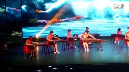 一技之长全国青少年春节联欢晚会包头市爱筝艺家