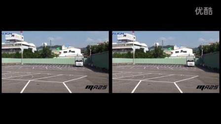 MR25测试飞行2 (3D影片)