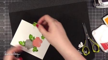 Floral Card - Make a Card Monday #271