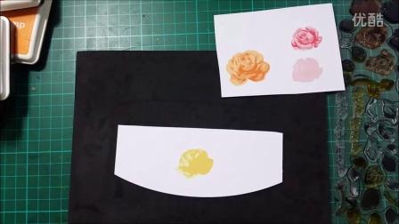 Build-on Stamps Altenew Vintage Roses