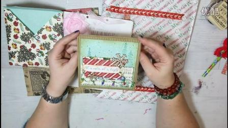 Incoming Pocketletter from Christina Betts