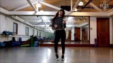 【鱼儿舞蹈】爵士舞JAZZ《如何?》2015年11月16日