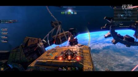 星际争端 Axe S 大战敌方战机