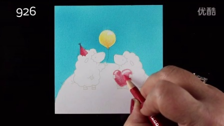 Storybook-Style Coloring