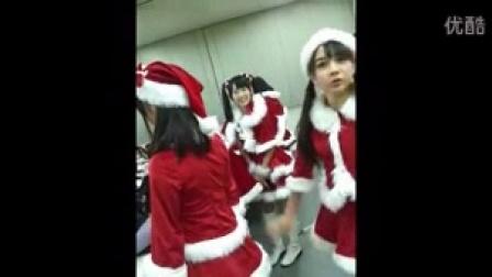 ちょりしげコント 中西智代梨、宮脇咲良、本村碧唯、HKT48 NMB48村重杏奈 2012 12 23