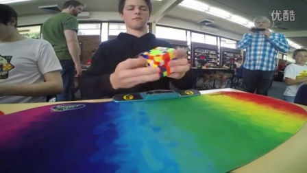 【TY搬运】5x5 Rubik's cube average world record 50.15 seconds