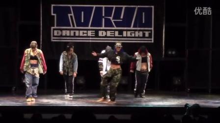 ---VIGOROUS LADIES_TOKYO DANCE DELIGHT VOL.15 SPECIAL PRIZE_2013.12.1