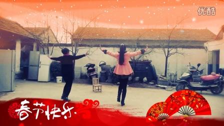 周口舞动奇迹广场舞:火火的姑娘