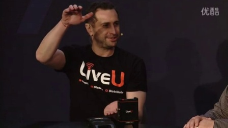 LiveU在NABShow上接受采访视频