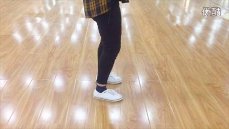 Swingout Footwork Practice for Follower 女生脚步练习