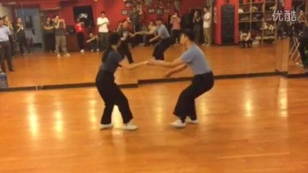 Frankie Moves 弗兰奇编舞 林蒂舞经典动作编舞