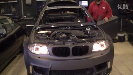 BMW E82 135i engine rebuild and Schmiedmann exhaust