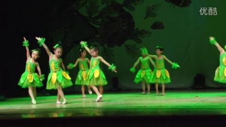 《小草》舞蹈版--高君摇滚