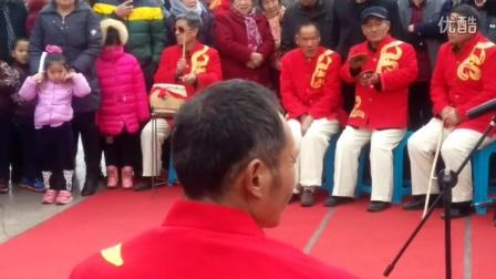 沁源盲人曲艺团合奏:祖国你好(国胜摄制)