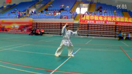 2016三亚武术节传统杨氏太极拳个人比赛