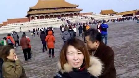 2016 2月 北京 故宫 爸妈一起
