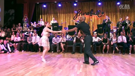 The Snowball 2015 - Invitational Strictly Lindy - Alice & Remy