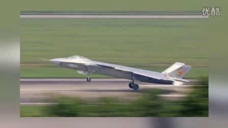 歼-20霸道无比守护中国最美的蓝天