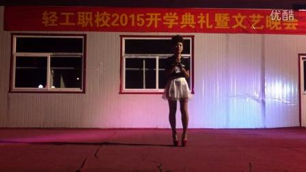 李莲贞同学的歌声