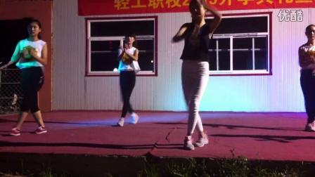 对口班舞蹈