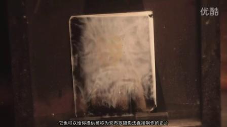 摄影术的起源 湿板火棉胶工艺 - The Collodion - Photographic Processes Series - Ch