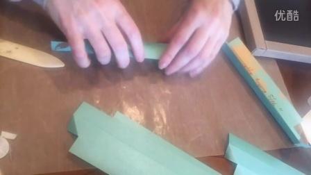 DIY {How to make a Shadow Box} TUTORIAL by La-La Land Crafts TV