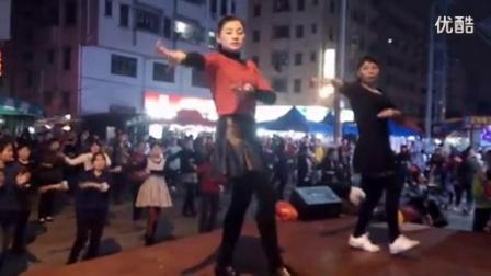 优酷青青世界2016广场舞《都是为了爱》最新广场舞教学健身舞 瘦身操减肥操健美操 广场舞蹈