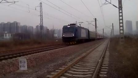 HXD3C7004大同地铁牵引K961次通过大西四场