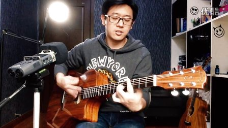 靠谱吉他 n7翻唱李宗盛经典《寂寞难耐》 n7 music