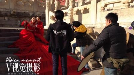 北京婚纱摄影花絮