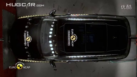欧洲 NCAP 奥迪 Q7 碰撞安全测试