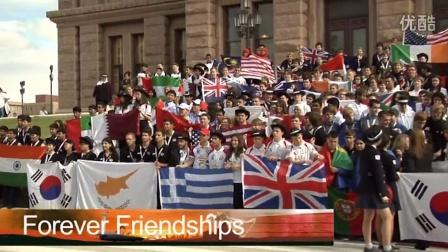 2013 F1 in schools 世界总决赛-美国德克萨斯