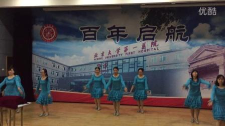 20160309《舞动中国》排练