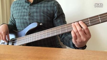 Little Wing bass练习