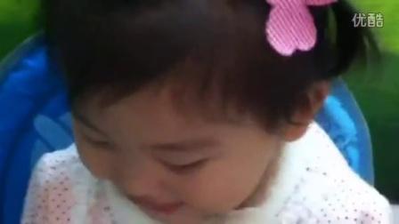 幼儿绕口令:借绿豆 买柿子 宝宝吹泡泡(两岁幼儿)