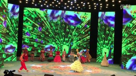 深圳市工会舞蹈大赛 一《中航健康时尚艺术团》冠军!舞蹈:跳春