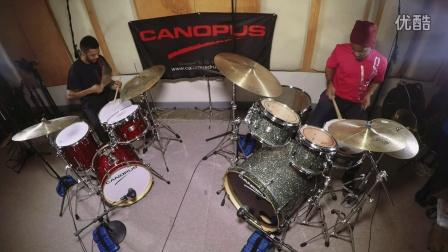 #CanopusStage#Canopus YAIBA II 刃鼓组对比