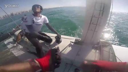 国际极限帆船系列赛2016马斯喀特首站预热激情