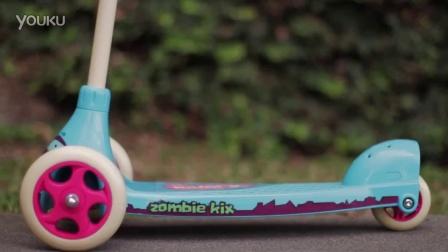 Razor Jr Monster & Zombie Kix 鬼怪手滑板车