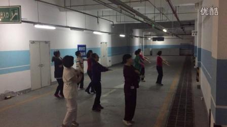 20160317《舞动中国》排练
