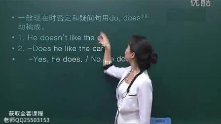 初级英语语法情态动词 情态动词can的意义和用法