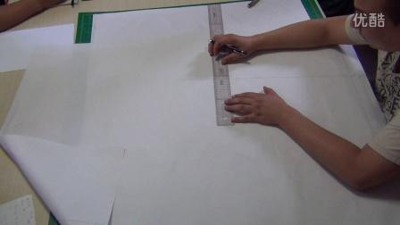 4裙原型构成
