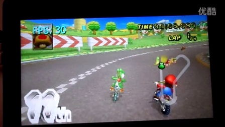 Chuwi Hi12 (Cherrytrail X8300) - Dolphhin · Wii · Super Mario Kart