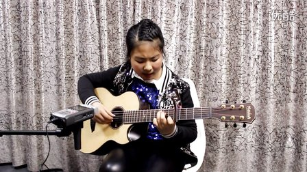 【学员展示】蔡宁老师学生深情弹唱宋冬野《斑马斑马》 靠谱吉他