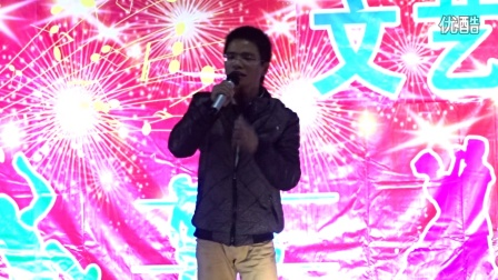 2016桂平罗秀二中容贤威老师唱《父亲》罗秀新垌亚全科技电脑部摄录