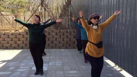20160326姐妹们跳《春到最北方》片段